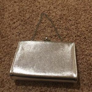 Handbags - Metallic Purse